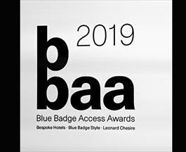 Blue Badge Access Awards