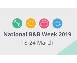 national b and b week success
