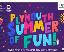 plymouth summer of fun 2019