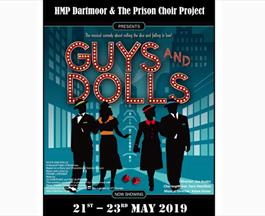 guys and dolls prison performance