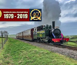 Lynton & Barnstaple Railway Santa Specials