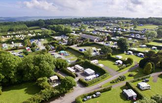 Woodlands Grove Caravan and Camping Park