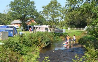 Riverside Caravan and Camping Park