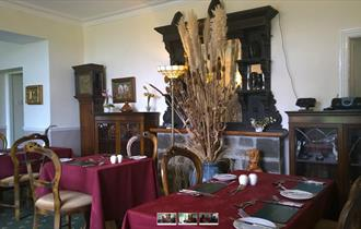 Tyme Restaurant at Trimstone Manor