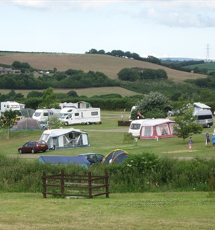 Umberleigh Camping and Caravanning Club Site
