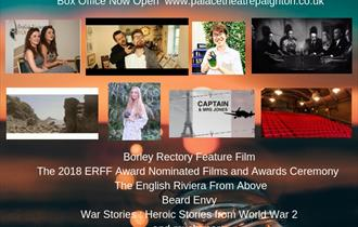 English Riviera Film Festival 2018