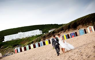 Weddings at Saunton Sands Hotel