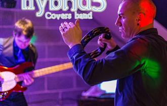 Live Music with The Hybrid5 Covers Band