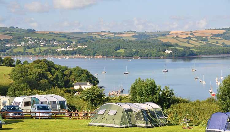 Galmpton, sea views, river dart, peace, touring site, south devon