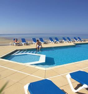 Saunton Sands Hotel outdoor pool