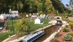 Babbacombe Model Village river