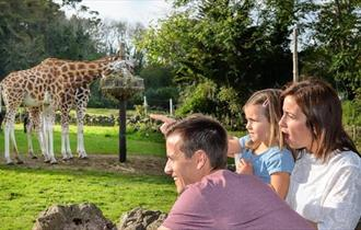 Paignton Zoo Environmental Park