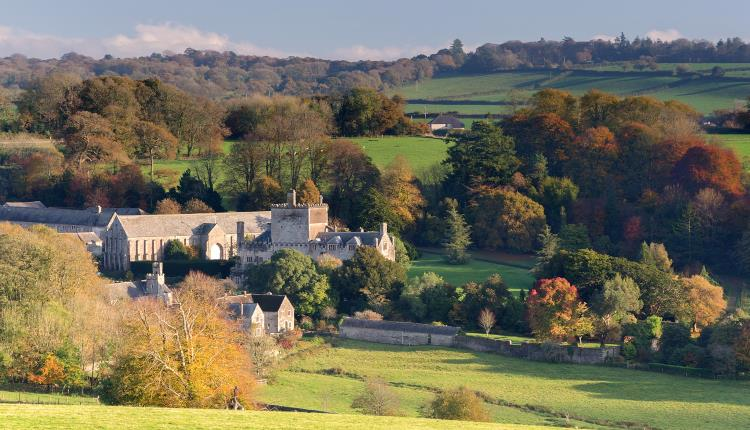 National Trust - Buckland Abbey
