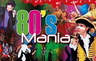 Exeter Corn Exchange - 80s-Mania