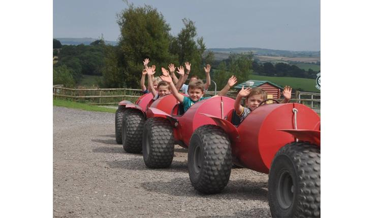 VIP February Half Term at Pennywell Farm