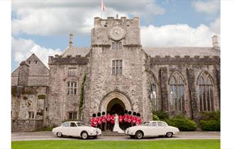 Dartington Hall Weddings