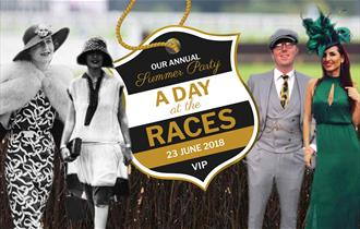 A Day at the Races - Summer Party