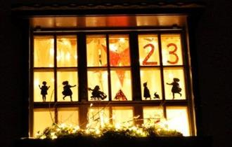 Abbey Advent - Window Wonder