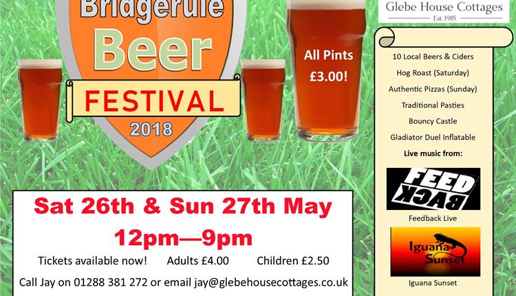 Bridgerule Beer Festival