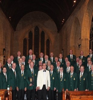 Rosemoor Live!  Barnstaple Male Voice Choir