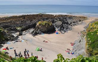 Barricane Beach
