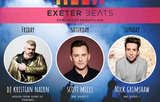 Exeter Beats Music Festival
