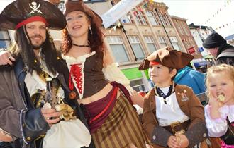 Brixham Pirate Festival