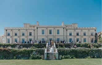 Weddings at Pentillie Castle
