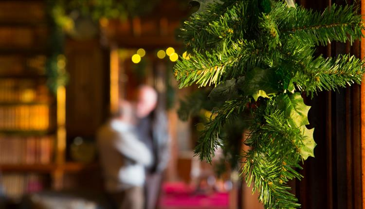 An Invitation to Christmas at Knightshayes