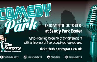 Comedy at the Park