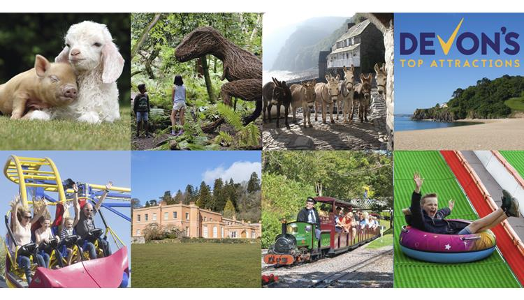 Devon's Top Attractions