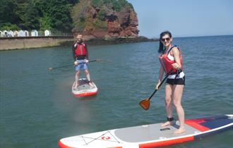 3 Hour Paddle Boarding with Reach Outdoors