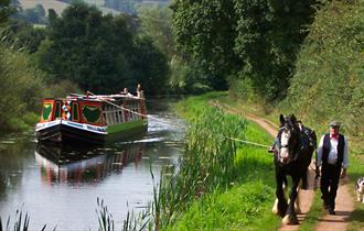 Horse Drawn Barge