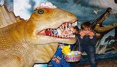 Dinosaur Easter Egg Hunt