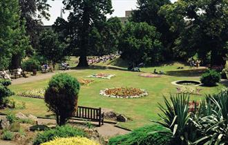 Exeter City Gardens