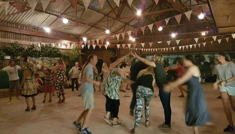 Barn Dance with Red Shed Ceilidh band