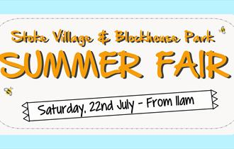 Stoke Village & Blockhouse Park Summer Fair