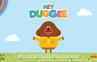 Hey Duggee at The Milky Way