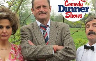 'Fawlty Towers' Comedy Dinner Show
