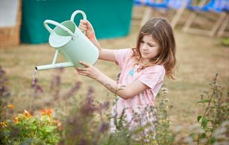 Half-Term Family Fun - Get Set - Grow!