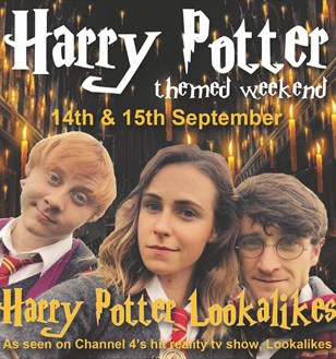 Harry Potter Themed Weekend