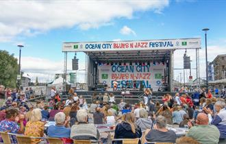 Ocean City Blues N Jazz Festival