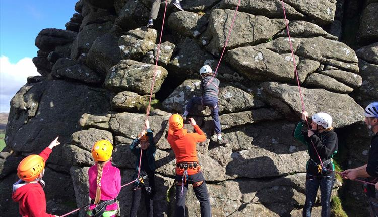 Rock Climbing Taster Session