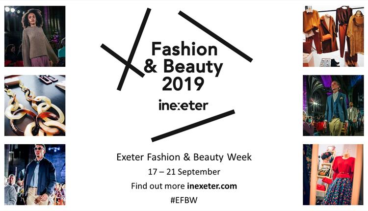 InExeter's Fashion and Beauty Week - instore events