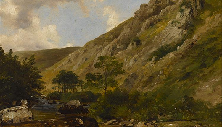 Inspirational Landscapes: Fingle Bridge and the Teign Valley