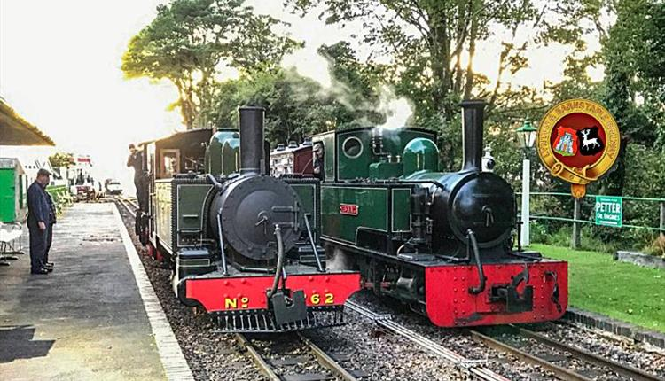 Lynton & Barnstaple Railway Autumn Gala
