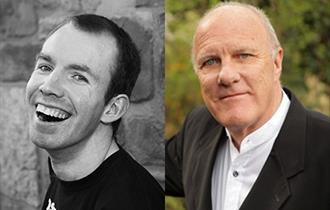 Rosemoor Live!  An Evening of Comedy with Lost Voice Guy and Richard Digance