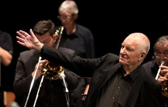 Mike Westbrook's 22-piece Uncommon Orchestra