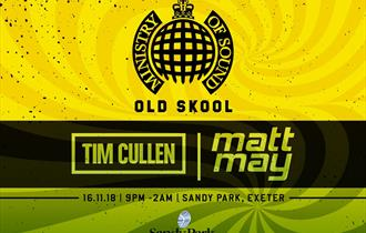 Ministry of Sound - Old Skool Dance Classics