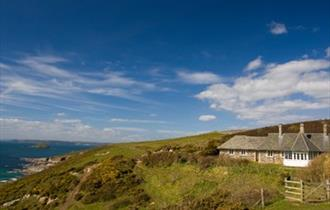 Warren cottage near Noss Mayo, South Devon. Photographer Paul Bullen, Plymouth